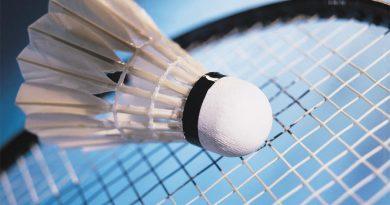 Gratis badmintonracket voor nieuwe jeugdleden tot en met 12 jaar!