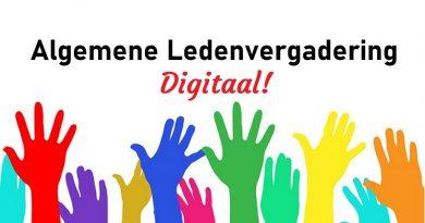 ALV 2021 wordt digitaal! Ben jij er ook bij?